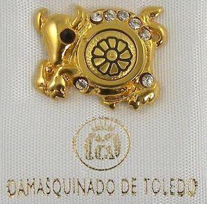 Taurus Horoscope Today Zodiac Pin / Tie Tack
